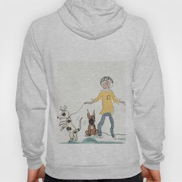 Dog Day Afternoon Hoody