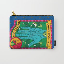 The Future is In Your Hands Carry-All Pouch