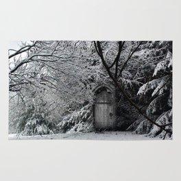 Castles in the Garden (#4) Rug