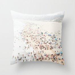 Santa Monica Throw Pillow