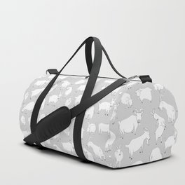 Charity fundraiser - Grey Goats Duffle Bag