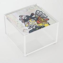 Just Peace Acrylic Box