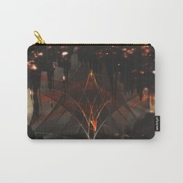 Gleeful Self Destruction Carry-All Pouch