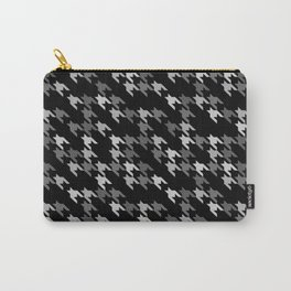 Toothless Black and White Carry-All Pouch