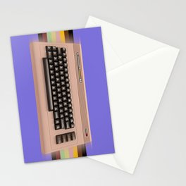 Commodore64 Stationery Cards