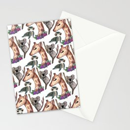 Animal Studies #1 Stationery Cards