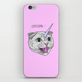 Catcorn iPhone Skin