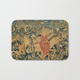 Two Scenes from Der Busant Bath Mat