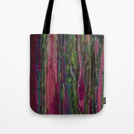 Spellbinding Impasse (Bioluminescent Field) Tote Bag