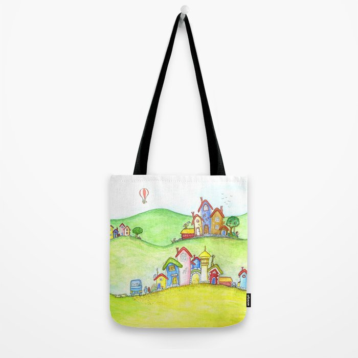 The hills Tote Bag