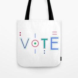 Vote Baby Vote 031916 Tote Bag