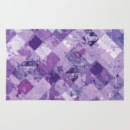 Abstract Geometric Background #30 Rug