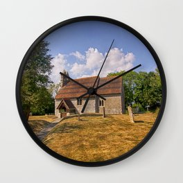 St Pancras Coldred Wall Clock