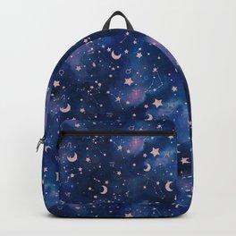 Zodiac - Watercolor Backpack