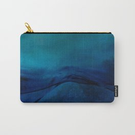 Storm Water #impressionism #abstract #moods #society6 Carry-All Pouch