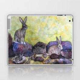 Jack's Family by Maureen Donovan Laptop & iPad Skin