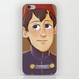 Wirt | Over the Garden Wall iPhone Skin