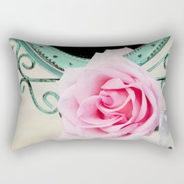 Shabby Romance Rectangular Pillow