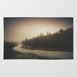 The roads we travel Rug