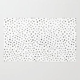 dalmatian print Rug