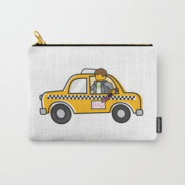 Taxi Writer Carry-All Pouch