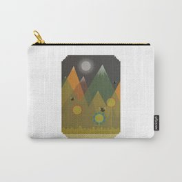 Night hills Carry-All Pouch