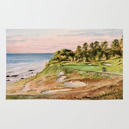 Whistling Straits Golf Course Rug