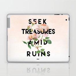 Seek Treasure Laptop & iPad Skin