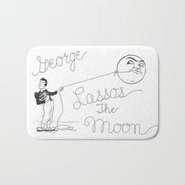 It's a Wonderful Life - George Lassos the Moon Bath Mat
