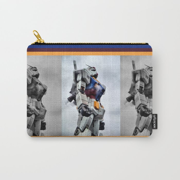 Gundam Pride Carry-All Pouch