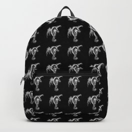 Pegasus of the Sea - inverted Backpack