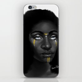 Jaci Takes a Vow iPhone Skin