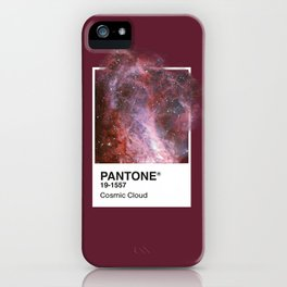 PANTONE SERIES – COSMIC CLOUD iPhone Case
