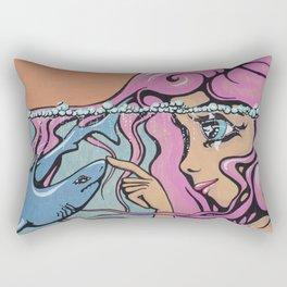 Koa Rectangular Pillow