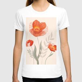 Summer Flowers II T-shirt