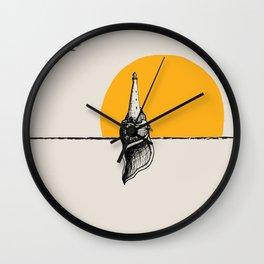 Lighthouse Minimalism Wall Clock