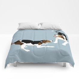 Coonhound Play Comforters