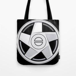 Wheel Design Volvo Hydra Tote Bag
