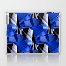 3D abstraction -03a- Laptop & iPad Skin