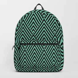 Triangle in Diamonds. Backpack