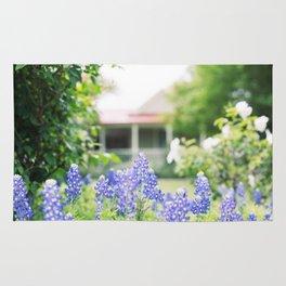 Brenham Bluebonnets - Brenham, Texas Rug