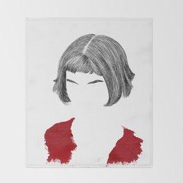 Amelie Throw Blanket