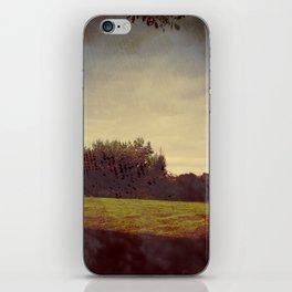 soleil iPhone Skin