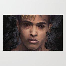 XXX-TENTACION Art III Rug