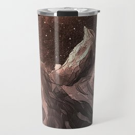So our quest leads us here  Travel Mug