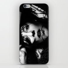 Love in Dark iPhone & iPod Skin