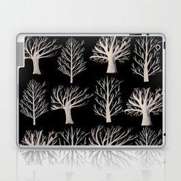 Monochrome Forest Laptop & iPad Skin