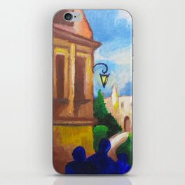 The East in the West iPhone Skin