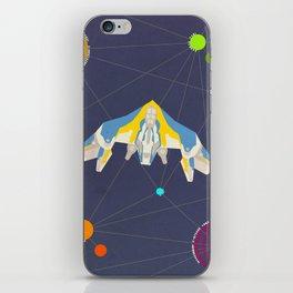 Moonage Daydream iPhone Skin