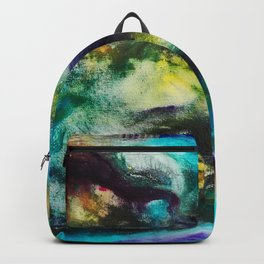 Stormy Sea Backpack